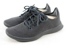 Allbirds Men's Tree Runners Charcoal/Charcoal Sole Comfort Shoes FLSAMP