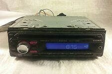 Sony CDX GT220 CD Player In Dash Receiver