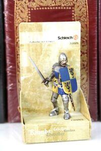 SCHLEICH KNIGHTS - w/ SWORD 70025 -- RETIRED - NEW IN BOX