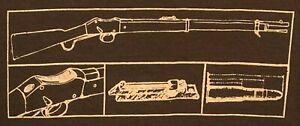 """T-Shirt XL """"Rifle"""" T-Shirt"""