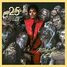 MICHAEL JACKSON - Thriller (25th Anniversary Deluxe Edition) CD DVD SEALED