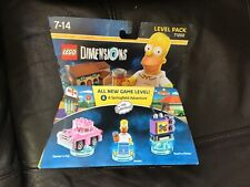 Lego dimensions team pack 71202 The Simpsons Homers Car Homer new and sealed