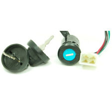 Ignition Switch Fits Eton, Baja, + Many Other Atvs 4 Pin Female Jack Od=25mm