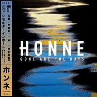 HONNE - Gone Are the Days (Shimokita Import) [CD]