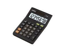 Casio MS-8B Multi Functional 8 Digit Desk Calculator Dual Power Solar Battery