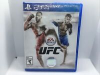 EA Sports UFC (Sony PlayStation 4, 2014) Great Condition Fast Shipping