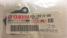 "Genuine Yamaha  YZF R6 ""06-12"" CAM CHAIN TENSIONER Gasket (2C0-12213-00)"