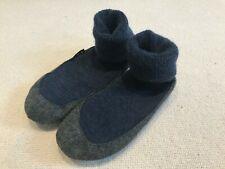 Falke Men's Cosyshoe Slipper Socks (Dark Blue) NEW - Size 41-42 (UK 7.5 - 8.5)