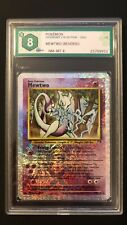 Mewtwo reverse legendary collection 2002 Graded GRAAD PSA8