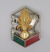 INSIGNE LEGION ETRANGERE - 1° R. E. G. - 1984 - 2004  XX° anniversaire