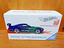 Hot Wheels ID 2020 SPEED GRAPHICS 02/04 CUSTOM '18 FORD MUSTANG GT - FALKEN