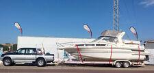 Motorboot Fjord 290 Polar Yacht Boat 2x Volvo Penta Mallorca Spanien Spain