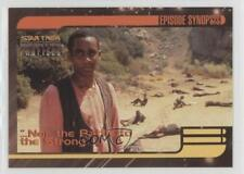 1997 SkyBox Star Trek: Deep Space Nine Profiles #78 Nor the Battle to Strong 1h2