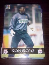 Lote de 200 cromos editorial Mundicromo temporada Liga 1997/1998 97/98