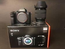 Sony Alpha a7II Mirrorless Digital Camera with Sony 28-70mm OSS Lens & Extras!