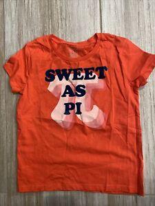 Gymboree Sweet As Pi T-Shirt