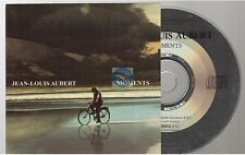 JEAN LOUIS AUBERT moments CD PROMO telephone
