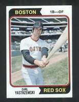 1974 Topps #280 Carl Yastrzemski NM/NM+ Red Sox 123563