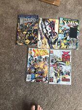 X-men  Comic Book lot, 5 comic books