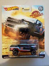 Hot Wheels Premium - Car Culture - Desert Rally - '17 Ford F-150 Raptor