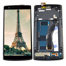 Pour OnePlus 1+ One A0001 Complet Ecran LCD Dalle Sur Châssis + Vitre Tactile