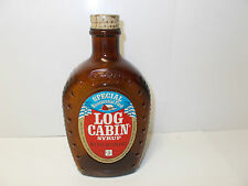 Log Cabin Syrup Bottle (Bicentennial Flask Edition (( 1976 ))