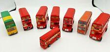 Model Bus EFE Corgi Matchbox Dinky London Yorks Chesterfield Bristol Herts Essex