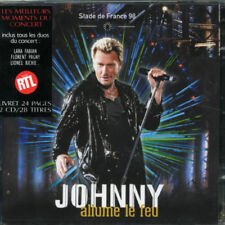 Musik-CD-Johnny Hallyday-Philips 's