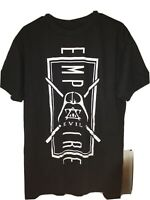 Star Wars Darth Vader Empire Evil Men's T-shirt Size Large