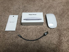 Apple Magic Mouse 2 Silver Bluetooth A1657 Ships in 24 HRS