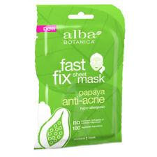 Alba Botanica Papaya Anti Acne Single Mask Pack