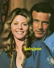 008 LINDSAY WAGNER RICHARD ANDERSON THE BIONIC WOMAN PHOTO