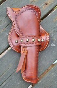 Cowboy Western Holster SASS, CAS, Tom Selleck Crossfire Trail Holster