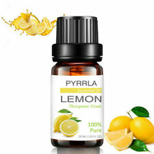 10ml Pure Essential Oils Aromatherapy Organic Oil Therapeutic Fragrance Diffuser
