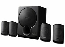 SONY SA-D100 4.1 CHANNEL MULTIMEDIA SPEAKERS USB WITH SONY INDIA WARRANTY.