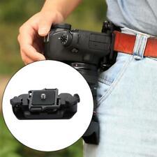Alloy Quick Release Camera Waist Belt Strap Mount Clip DSLR Canon Nikon Camera S