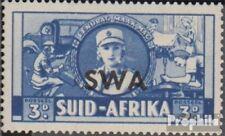 Namibië - Southwest 223 met Fold 1941 Rüstungsbilder