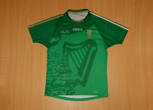 GAA DUBLIN GAELIC SHIRT IRELAND Football 1916/2016 100 YEARS M