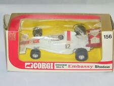 CORGI 156 EMBASSY SHADOW GRAHAM HILL Formula 1 Car 1973 VG in Box