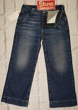 Levis Made & Crafted 14oz Blue Wide Leg Boyfriend Jeans Zip Fly 8 - W26 L24 £175