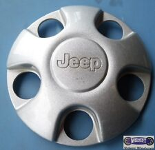 """'93-'06 JEEP CHEROKEE WRANGLER, USED CAP, ETCHED LOGO, 6-1/8"""", 560-9012a"""