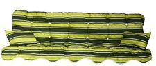 Hollywoodschaukelauflage Polsterauflage Auflage mit Baumwolle 180x50 Modell 870