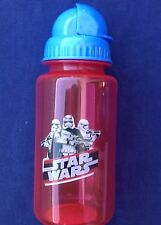 Star Wars Flip Top Water Bottle School Supplies