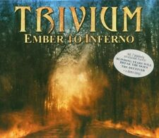Trivium - Ember To Inferno [New CD]