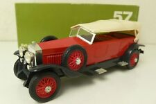 RIO 1:43 MADE IN ITALY AUTO DIE CAST FIAT TIPO 519 S 1926 - 1929 ROSSO ART 57