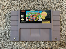Super Mario Kart (Super Nintendo, 1992) Authentic - Tested!