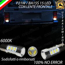 COPPIA LUCI RETROMARCIA 15 LED P21W BA15S CANBUS JEEP GRAND CHEROKEE I NO ERROR