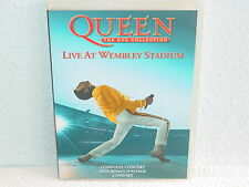 "*****DVD-QUEEN""LIVE AT WEMBLEY STADIUM""-2003 Parlophone*****"