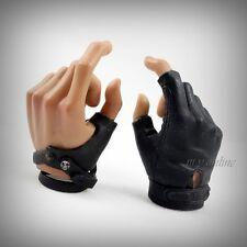 Hot Toys The Expendables 2: BARNEY ROSS Figure 1/6 GLOVED HANDS for holding guns