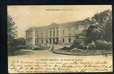 FRANCE,- SAINT-BRIEUC > POSTAL TO HABANA Central america   1902